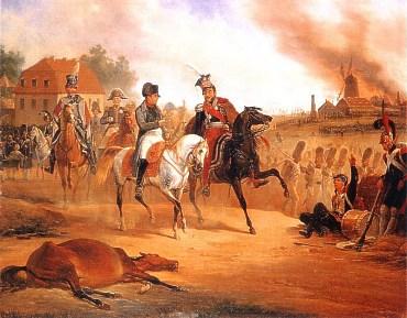 Napoleon i Poniatowski